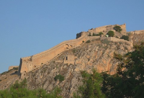 nafplio argolide site antique grece